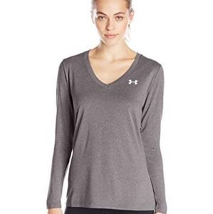 Under Armour heat gear long sleeves shirt